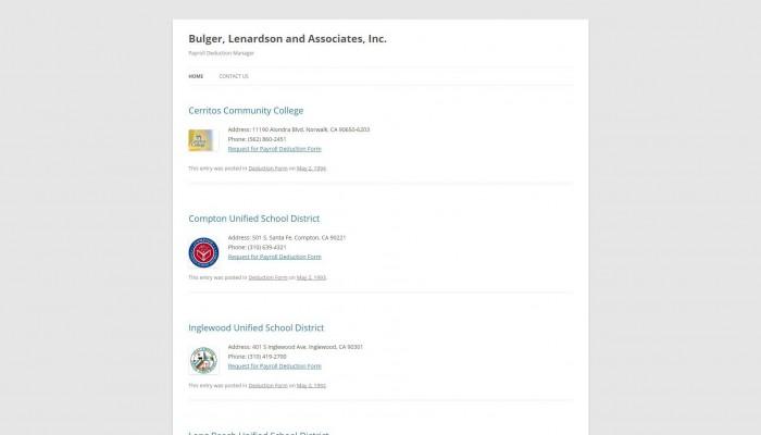 Bulger, Lenardson & Associates