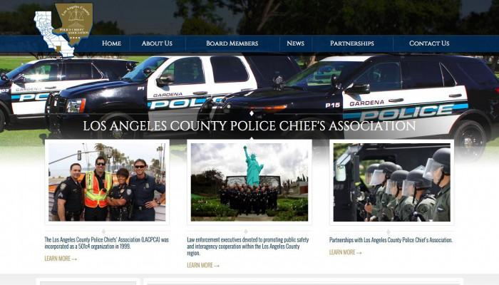 LA County Police Chiefs' Association