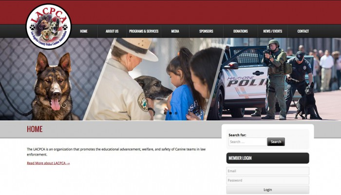 Los Angeles County Police Canine Association