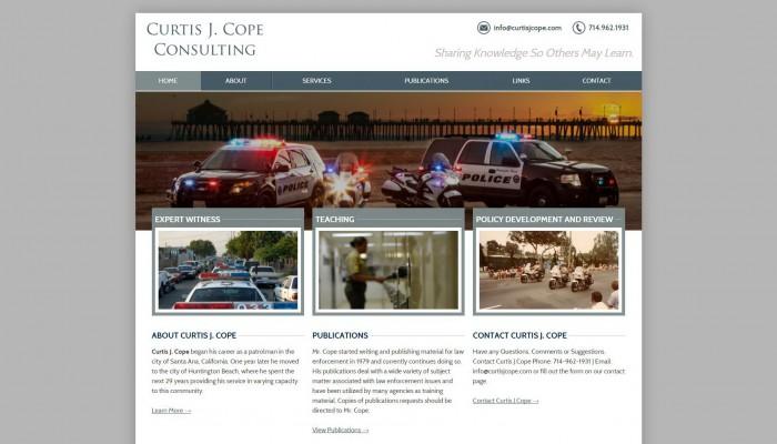 Curtis J. Cope Consulting