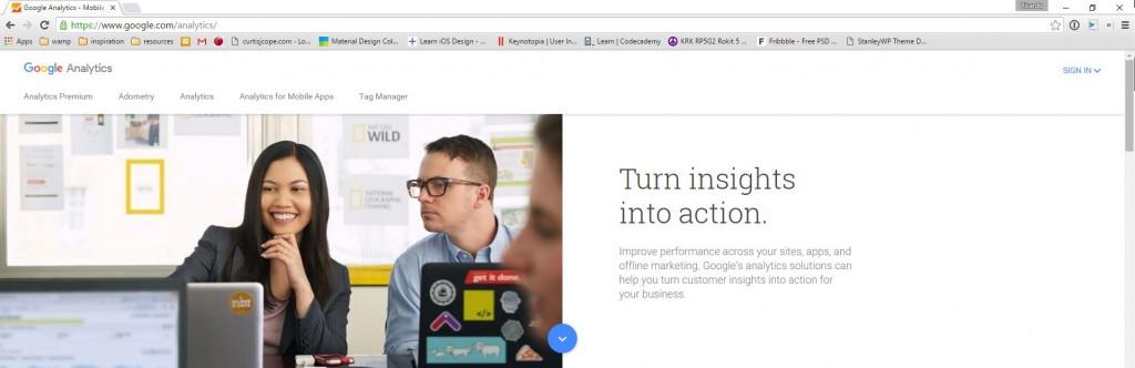 google-homepage