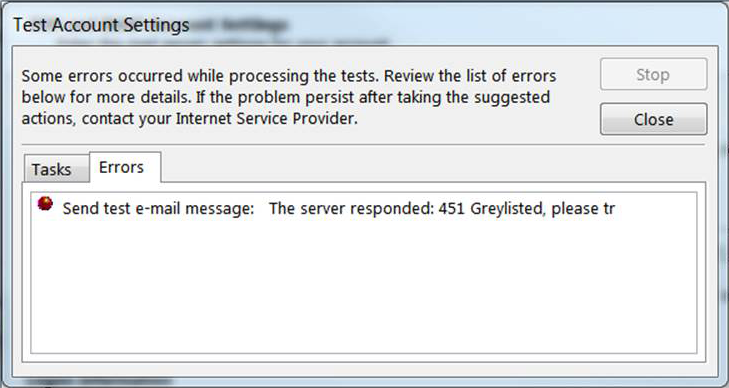 email-greylisted