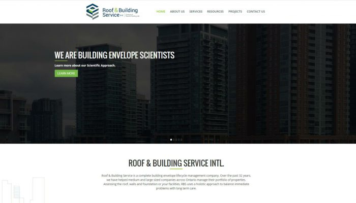 Roof & Building Service