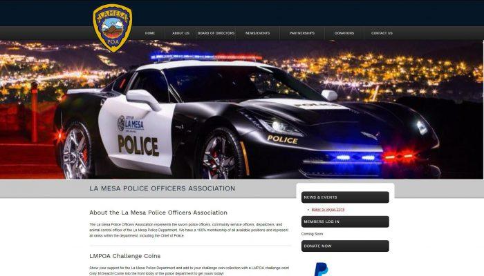 La Mesa Police Officer's Association