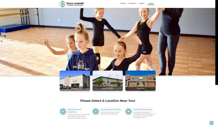 Black Diamond Gymnastics & Sports Center