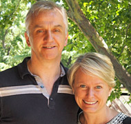 Halina & Mike - Hopeful Adoptive Parents