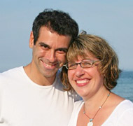 Alisa & Jonathan - Hopeful Adoptive Parents