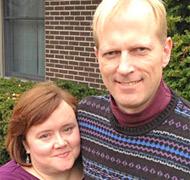 Lee and Kathy - Hopeful Adoptive Parents