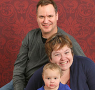 Holly and Scott to Adopt - Hopeful Adoptive Parents