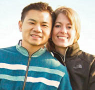 Hung & Megan - Hopeful Adoptive Parents