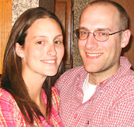 David & Stephanie - Hopeful Adoptive Parents