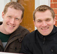 Mark & David - Hopeful Adoptive Parents