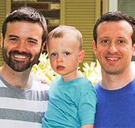 Bill, Joe & Timothy - Hopeful Adoptive Parents
