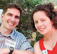 Justin and Amy - Hopeful Adoptive Parents