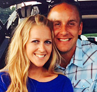 Michael and Amy - Hopeful Adoptive Parents