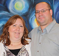David and Ramona - Hopeful Adoptive Parents
