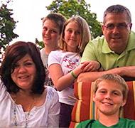 Brian and Jen & Melanie, Collin and James - Hopeful Adoptive Parents