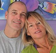 Larry & Laura - Hopeful Adoptive Parents