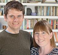 Andrew and Katy - Hopeful Adoptive Parents
