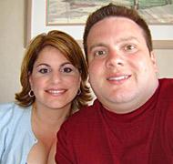 James & Tina - Hopeful Adoptive Parents