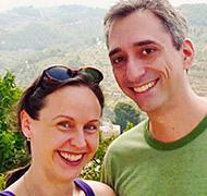 Margaret and Kenny - Hopeful Adoptive Parents