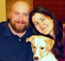 Jackie and Seamus - Hopeful Adoptive Parents