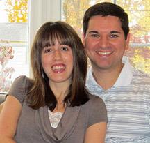 Matt & Lauren - Hopeful Adoptive Parents