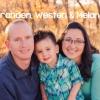 Branden, Melanee & Westen - We Love Adoption!