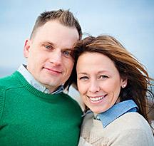 Meg and Scott - Hopeful Adoptive Parents