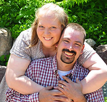 James & Natasha - Hopeful Adoptive Parents
