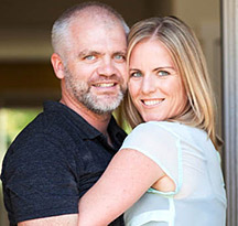 Lindsay & John - Hopeful Adoptive Parents