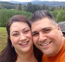 Jen & Dom - Hopeful Adoptive Parents