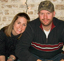 Matt and Kristin - Hopeful Adoptive Parents