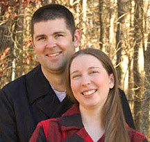 Chris & Jessica - Hopeful Adoptive Parents
