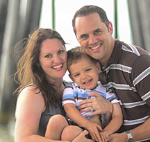Lorie, Mark and Jake - Hopeful Adoptive Parents