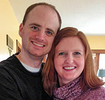Mike & Kristia - Hopeful Adoptive Parents