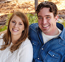 Chris and Kim - Hopeful Adoptive Parents