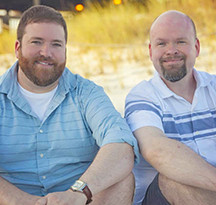 Ben & Jonathan - Hopeful Adoptive Parents