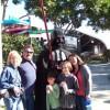 Mom, Dad, my nephews & me at LegoLand