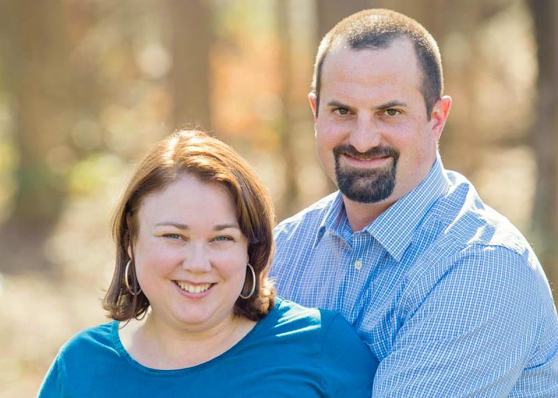 Chris & Sarah