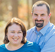 Chris & Sarah - Hopeful Adoptive Parents