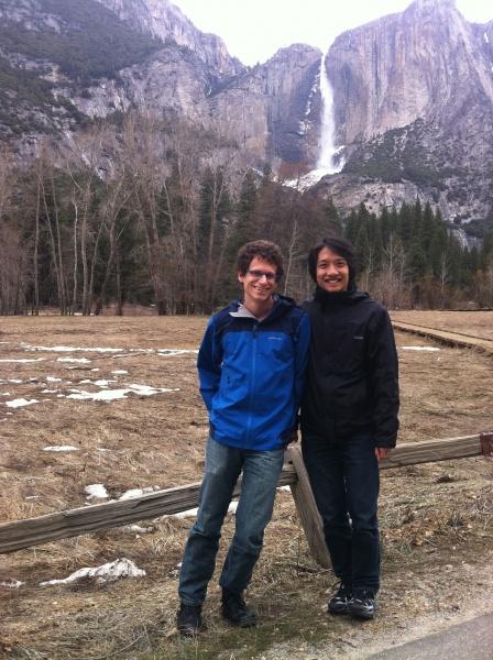At Yosemite Valley