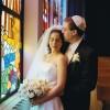 Our wedding photo.