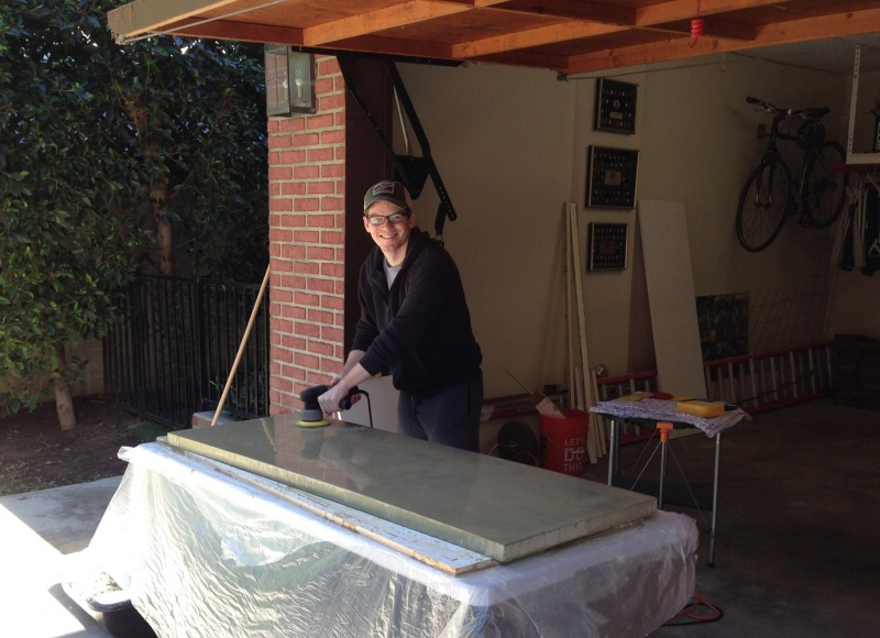 Erik the handyman