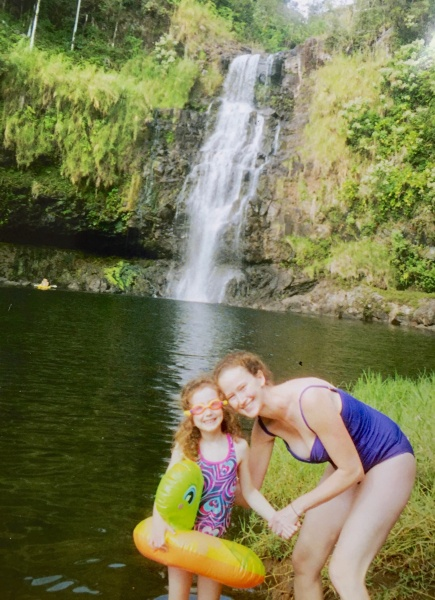 Turns out Hawaii has waterfalls!