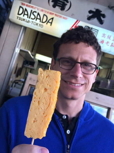 Theo and his tamago