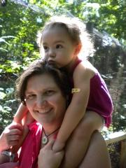 adoptive family photo - Marianne