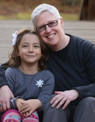 adoptive family photo - Cindy