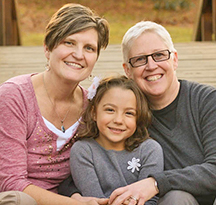 Marianne, Cindy & Kestin - Hopeful Adoptive Parents