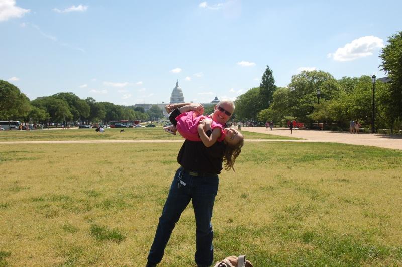 On a trip to Washington DC